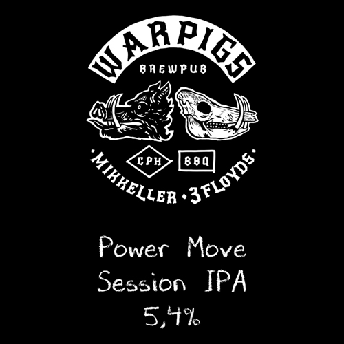 Power Move (Warpigs)