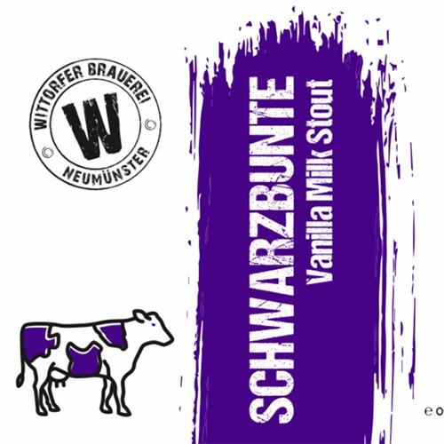 Schwarzbunte (Wittorfer Brauerei)