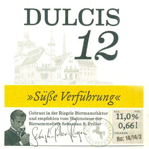 Dulcis 12 (Brauhaus Riegele)