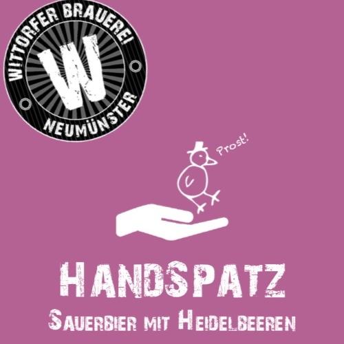 Handspatz (Wittorfer Brauerei)