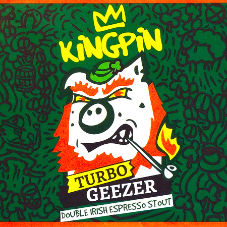 Turbo Geezer (Kingpin)